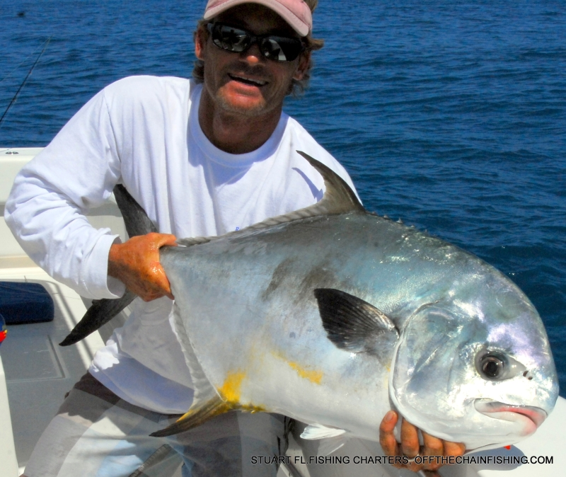 Stuart Fl. light tackle sport fishing charters